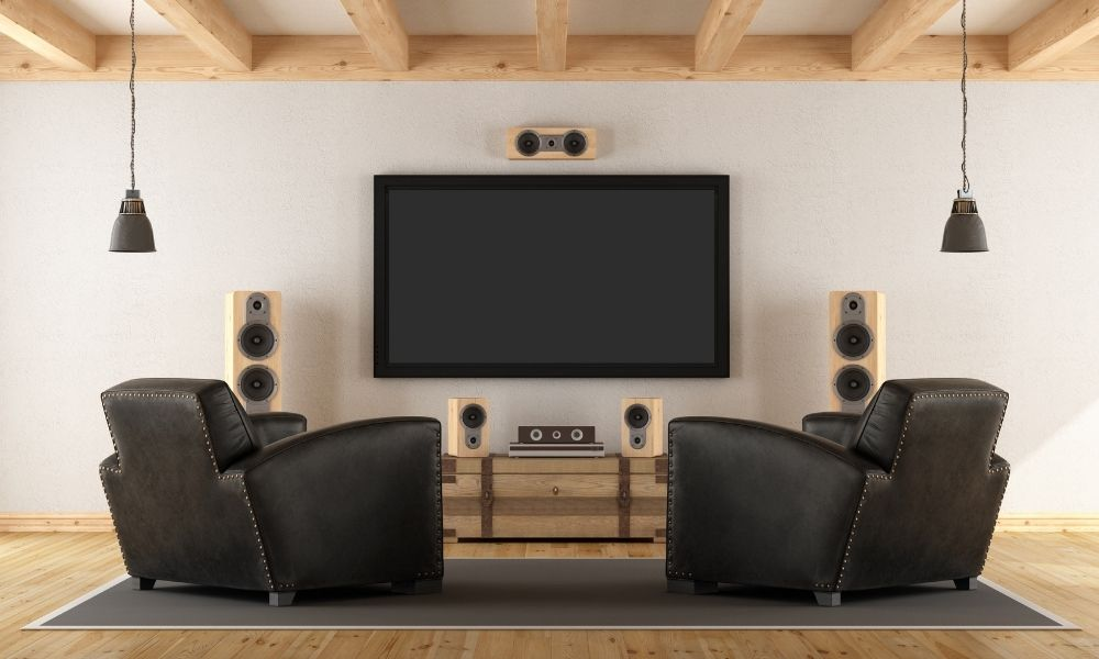 What You Need for a Home Entertainment Setup