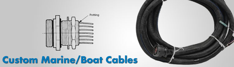 Custom Marine Cables