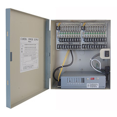 Power distribution box.